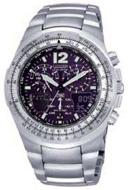 Citizen Promaster Skyhawk Eco-Drive Chronograph JR3110-52E