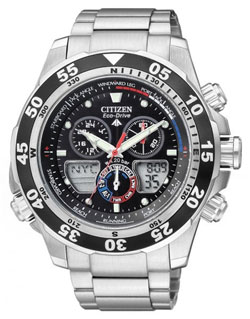 Citizen JR4045-57E Promaster Sea Chronograph Eco-Drive Mens Watch