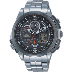 Citizen JY8000-50E Promaster AirCollection Titanium Eco-Drive Mens watch