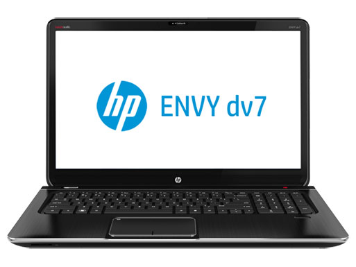 HP ENVY DV7 17.3