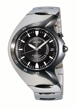 SEIKO Kinetic 100m Watch SKA187 in gift box