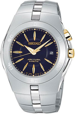 Seiko Arctura Kinetic Gents watch SKA205 in gift box - wrist watch
