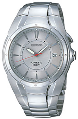 Seiko Arctura Kinetic Gents watch SKA249 in gift box - wrist watch