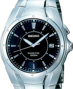 Seiko Arctura Kinetic Gents watch SKA251 in gift box - wrist watch