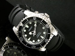 Seiko Kinetic SKA371 SKA371P2 WR200m Diver Watch