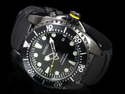 Seiko SKA427P2 SKA427 Mens Kinetic Divers Watch WR200m