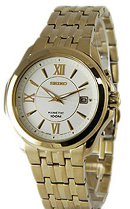Seiko Kinetic SKA440 SKA440P SKA440P1 Mens Watch