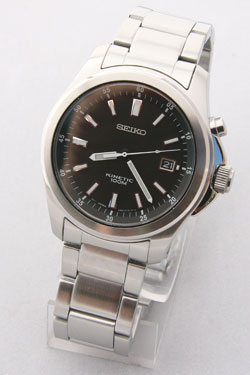 Seiko Kinetic SKA463 SKA463P1 WR100m Mens Watch