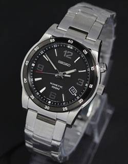 Seiko Kinetic Mens Watch SKA505P1 SKA505P SKA505P WR100m