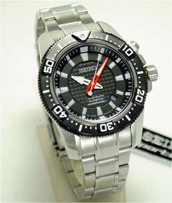 Seiko Sportura Kinetic Mens Watch SKA511 SKA511P1 WR200m