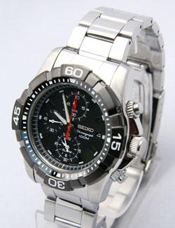 Seiko SNAE25 SNAE25P SNAE25P1 Mens Alarm Watch Watch