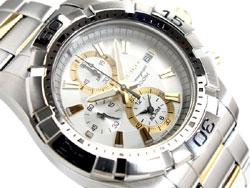 Seiko SNAE27 SNAE27P SNAE27P1 Alarm Chronograph Mens Watch