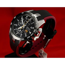 Seiko SNAE93 SNAE93P1 SNAE93P Sportura Special Edition FC Barcelona Mens Chronograph Alarm Watch