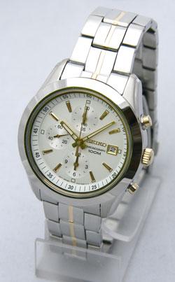 Seiko SNDA89 SNDA89P SNDA89P1 Mens Chronograph Watch