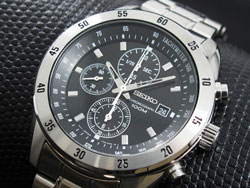 Seiko Chronograph Mens Watch SNDC43P1 SNDC43