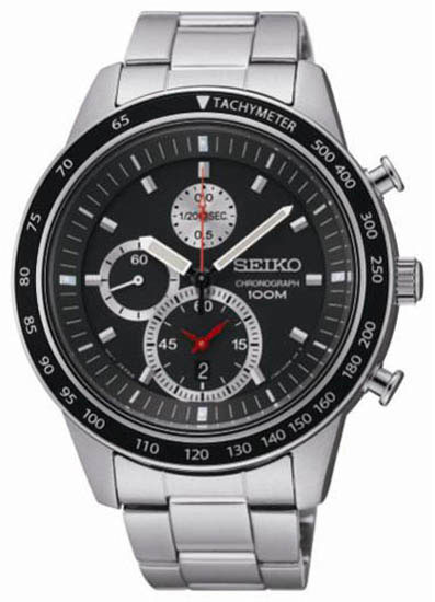 Seiko SNDD85 SNDD85P1 Mens Watch Sports Chronograph WR100m