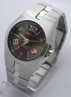 Seiko SNG045 Arctura Kinetic Auto Relay Gents Watch