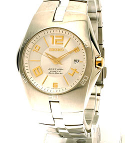 Seiko SNG069 Arctura Kinetic Auto Relay Gents Watch
