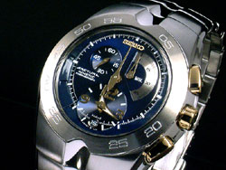 Seiko Arctura Kinetic Gents Chronograph SNL027 in gift box - wrist watch