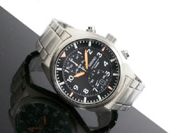 Seiko SNN235 SNN235P SNN235P1 Mens Chronograph Watch