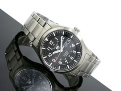Seiko SNZG13 Automatic Mens Watch SNZG13K1 SNZG13 SNZG13K