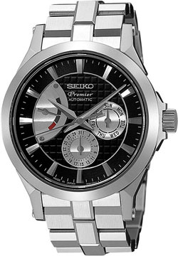 Seiko Premier Kinetic SPB001 SPB001J Gents Watch