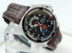 Seiko Yachting Timer Velatura SPC041P SPC041 Mens Chronograph Watch WR100m