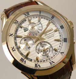 Seiko SPC054 SPC054P1 SPC054P Mens Watch Premier Chronograph Perpetual Calendar Alarm