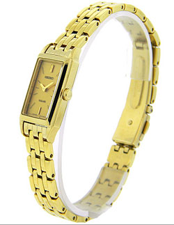 Seiko Solar SUP030P1 SUP030 SUP030P Ladies Watch
