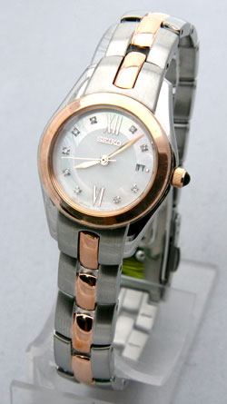 Seiko SXDB56 SXDB56P SXDB56P1 Ladies Diamond Watch