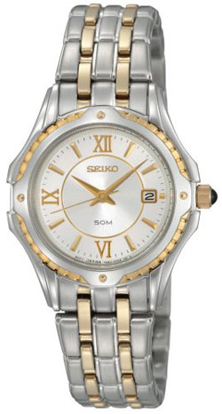 Seiko Ladies Le Grand Sport SXDC36 SXDC36P9 WR50m Watch