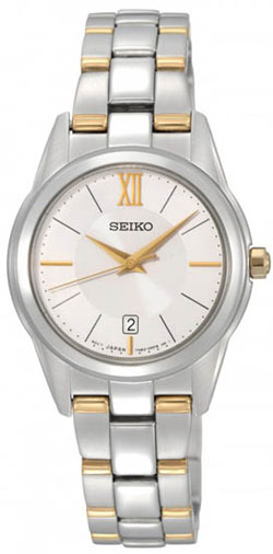 Seiko Solar SXDC81P1 SXDC81 SXDC81P Ladies Watch