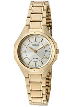 Seiko SXDE16 SXDE16P1 Ladies Dress Watch WR100m