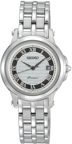 Seiko Premier SXDE41P1 SXDE41 SXDE41P Ladies Watch WR100m