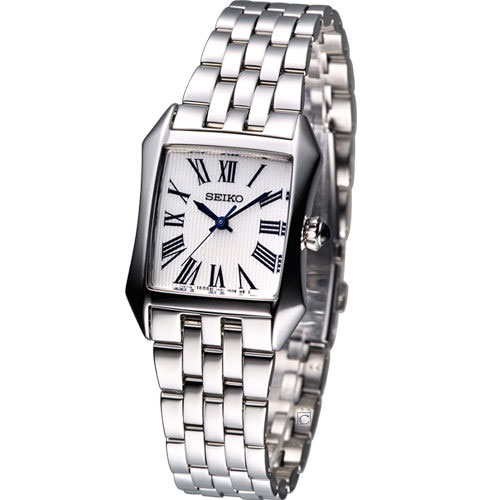 Seiko SXGP21 SXGP21P1 Ladies Watch Cabochon Crown