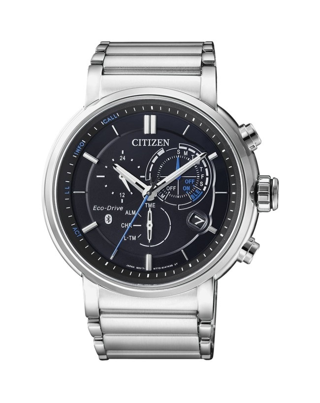 Citizen BZ1001-86E Proximity Mens Bluetooth Perpetual Eco-Drive Watch