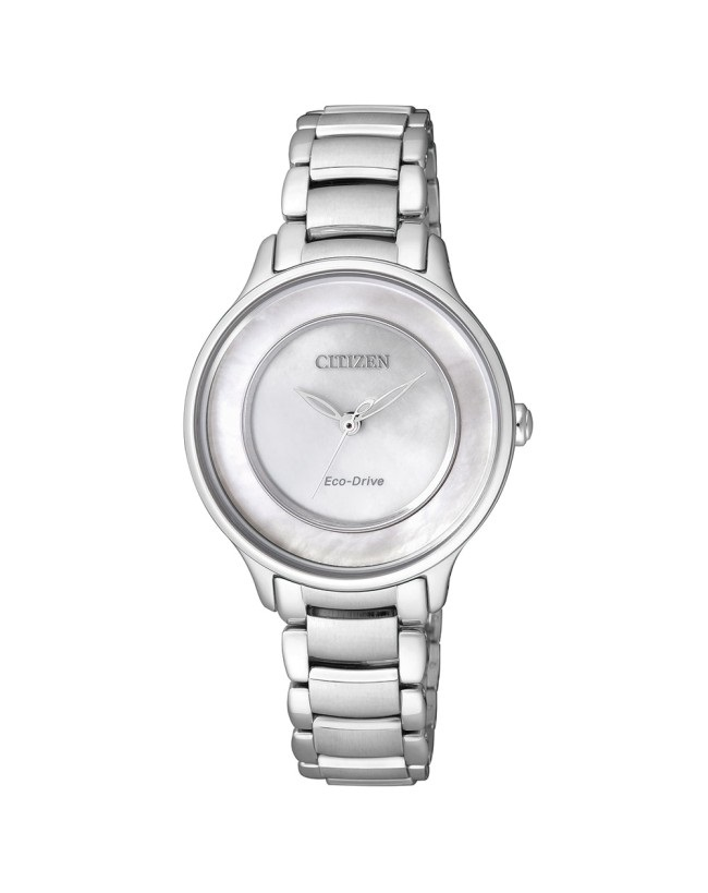 CITIZEN EM0380-57D Eco-Drive Ladies Solar Watch Luxury