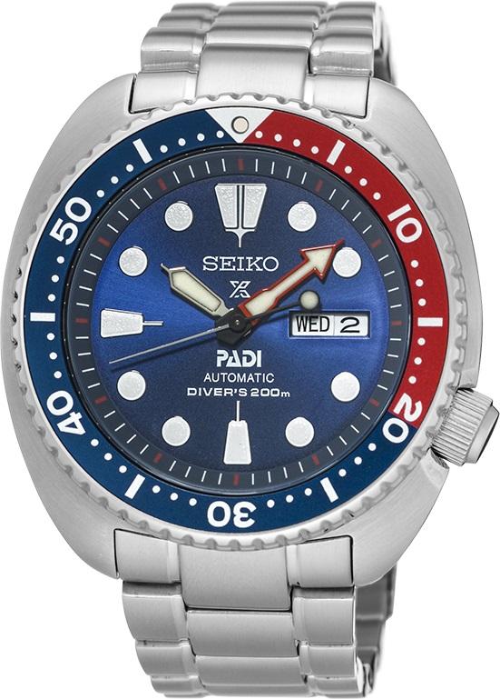 Seiko SRPA21 SRPA21K1 Prospex PADI Mens Automatic Diver's Watch WR200m